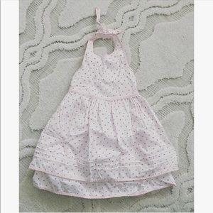 Gap Baby polka dot dress sz: 12-18 months
